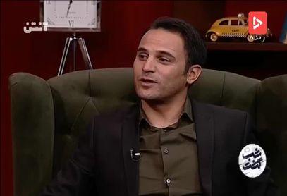 ستاره استقلالی: در حق کسی بدی نکرده ام که بخواهم مشت بخورم+فیلم